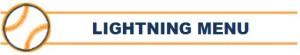 Lightning Menu