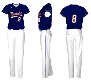 Youth Navy Jersey