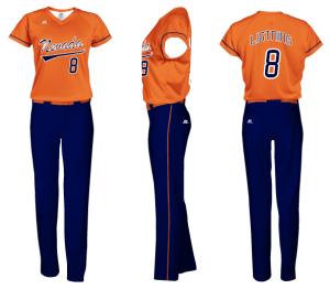 Youth Orange Jersey