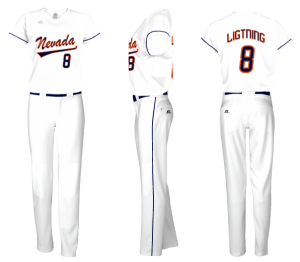 Youth White Jersey